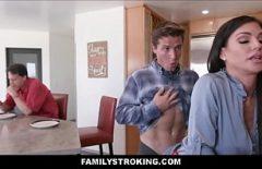 وتدعو زوجة أبيه الصبي لممارسة الجنس