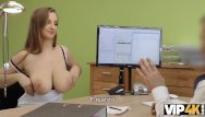 I want you to see how a woman with big breasts has sex